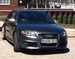 RS4(B7) Supercharged on the waterfront.