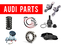 Huge Range of Audi Parts