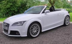 Ryan Audi TTS