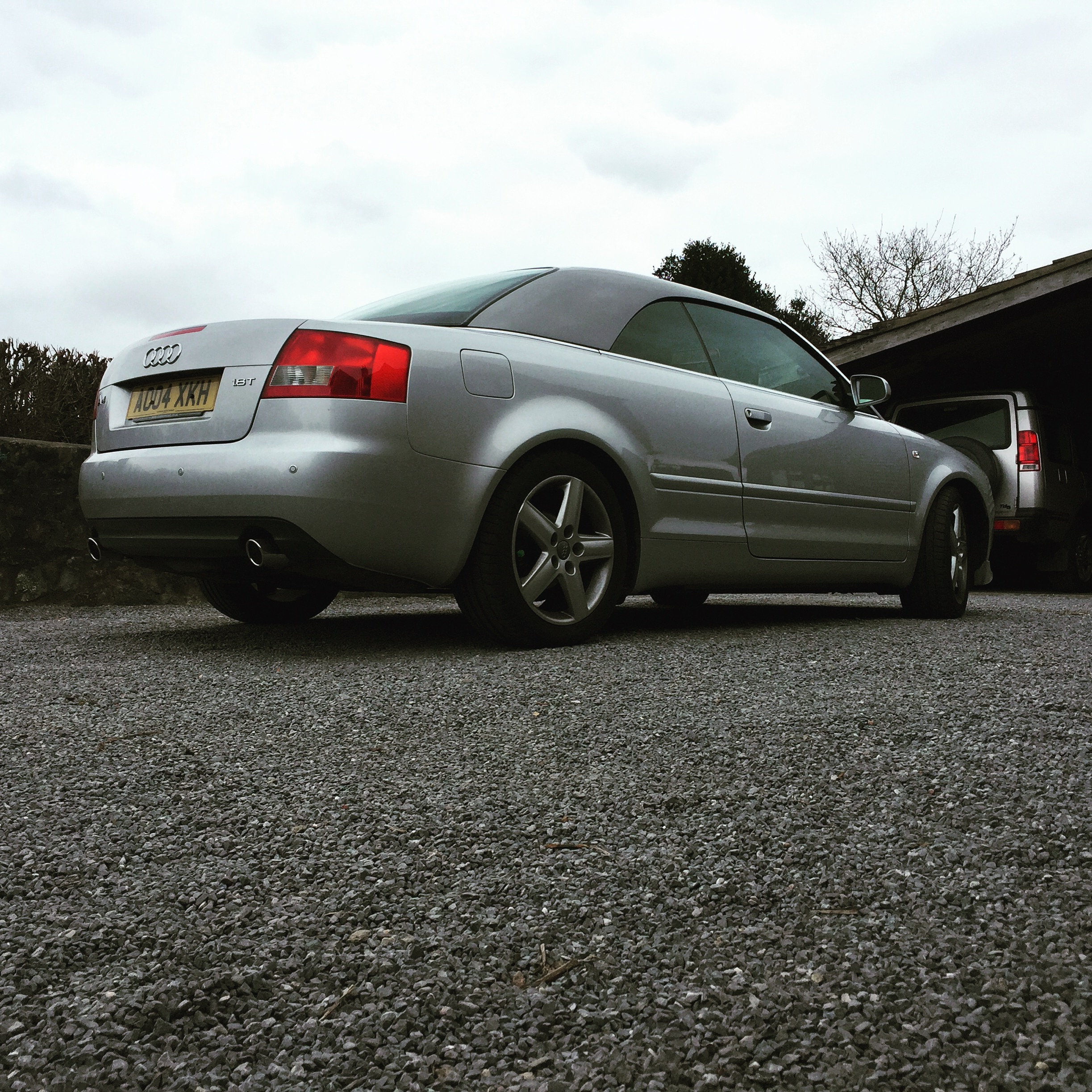 Audi B6 B7 Cabriolet Wiesmann Hardtop (ultra Rare Part