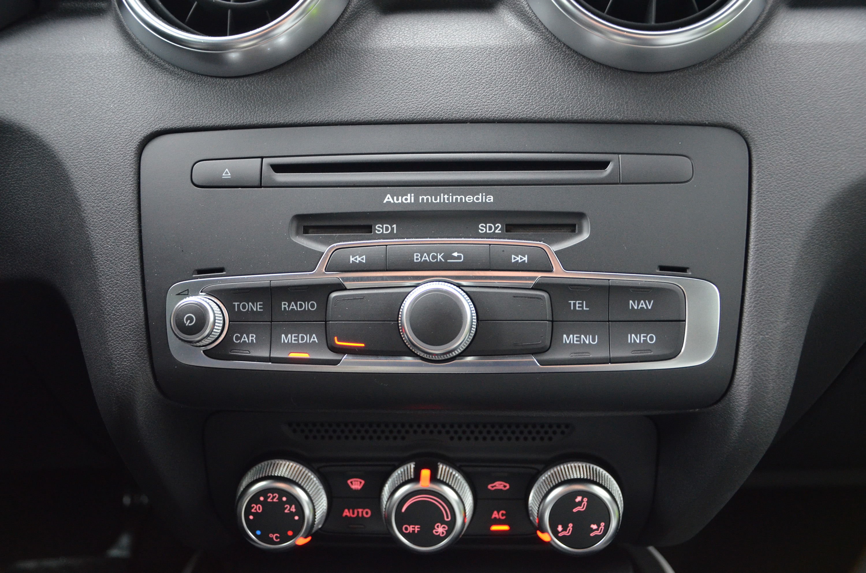 Can I install Sat Nav software on my A1? - Audi A1 Club - Audi