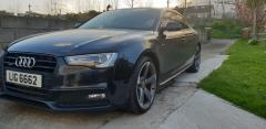2013 A5 Sportback, 3.0 TDI (245) S-tronic S-line Black Edition