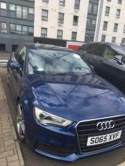 My first Audi!