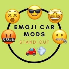 Emoji Car Mods