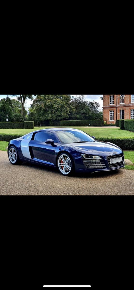 At last my dream car